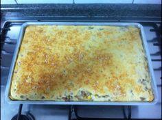 Torta salgada de liquidificador - Veja mais em: http://www.cybercook.com.br/receita-de-torta-salgada-de-liquidificador.html?codigo=66362
