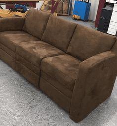 shrinkable sofa