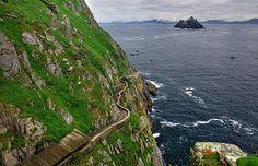 skellig islands IRELAND !!
