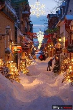 When the snow comes for Christmas the shoppers shop with real urgency!!! Bebe'!!! Got to make sure you make your holiday purchases before you get snowed in for the winter!!!