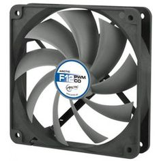 Arctic Cooling Cooling Fan - 1 x 92 mm - 1800 rpm - Dual Ball Bearing Operation Arctic, Computer Parts And Components, Fans For Sale, Video Games Xbox, Ventilation System, Computer Case, New Shop, Cool Stuff, Japanese