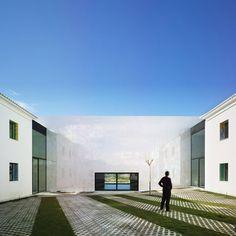 Cor & Partners - Casa de la Música y Auditorio en Algueña MUCA