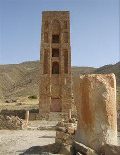 Fortificația montană Beni Hammad, Algeria - este una din cele mai importante obiective turistice ale Algeriei  #calatorii #culturale