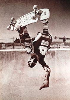 Kevin Moore, Panoma, 1979 #Skateboarding