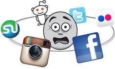 Consejos para empezar con las redes sociales de un sitio web.