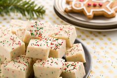 Our Gingerbread Fudge Tastes Like Christmas  - Delish.com