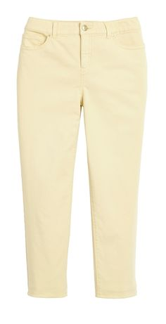 So Lifting Crop Pants that flatters from every angle.