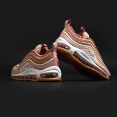 Nike W Air Max 97 Ultra Metallic Rose Gold . Disponible/Available: SNKRS.