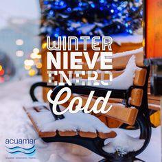 Mucho frío en Alicante. ACUAMAR
