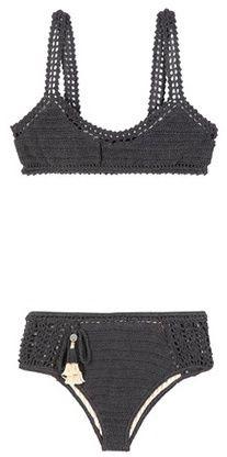 She Made Me Essential crochet bikini