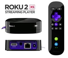 The San Francisco Chronicle thinks Roku is a perfect dorm room companion