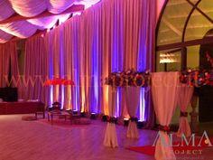 ALMA PROJCET @ Borro - Amphitheatre lighting 213