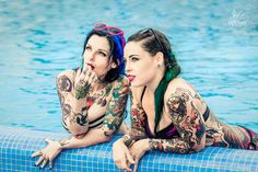 Photograph Suicide Girls by TrueLoveFotoLab on 500px