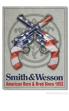Smith and Wesson American