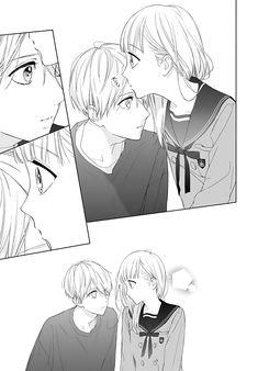 Good Romance Manga, Koi, Manga Pages, Childhood Friends, Love At First Sight, Manga To Read, Shoujo, Webtoon, Manhwa