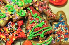 Christmas Cookies & Kids