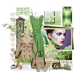 """Enjoying Secret Garden...."" by carola-corana on Polyvore"