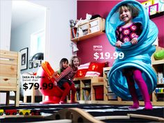 The Do's and Don'ts of Designing an Ikea Playroom | A Perfect Playroom