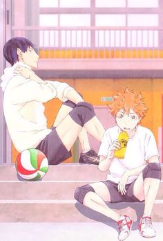 Image about anime in  Haikyuu!!  by chanyolover