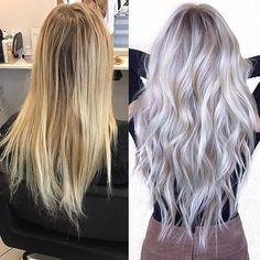 "18.2 tuhatta tykkäystä, 256 kommenttia - OLAPLEX (@olaplex) Instagramissa: ""MAJOR! Color Transformation + Extensions with Olaplex by @hairby_chrissy.  #olaplex…"""