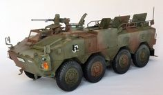 Type 96 Wheeled Armored Personnel Carrier (Japan)