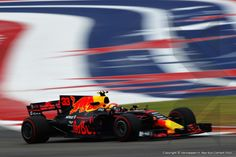 Talented Dutch driver Max Verstappen extends his Red Bull Racing contract to 2020 after recent Malaysian GP win. Red Bull F1, Red Bull Racing, Circuit Of The Americas, Thing 1, Fighter Pilot, Sport, Twitter, Track, Texas