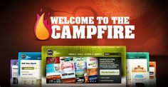 Welcome to the campfire