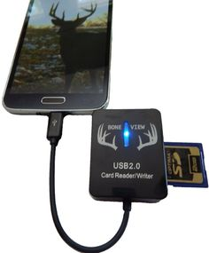 00817533b27 Boneview Trail And Game Camera Viewer For Android Phones Micro Usb Connector
