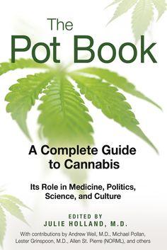 The Pot Book - Julie Holland