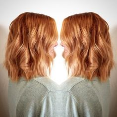 Copper Glaze - The Top Hair Color Trend of 2017 is Hygge, According to Pinterest  - Photos