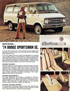 1974 Dodge Royal Sportsman SE Wagon