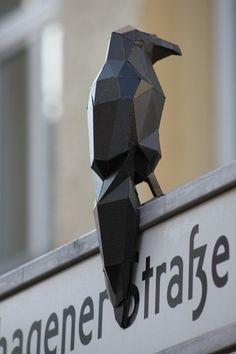 reginasworld: Bartek Elsner's sculptures made completely out of cardboard, dubbed The Paper Stuff
