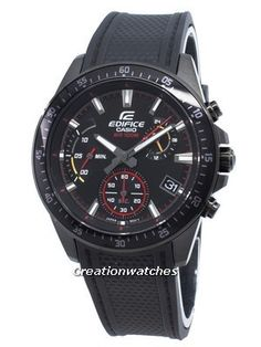 Watches For Sale like Casio Edifice Chronograph Men's Watch has Stainless Steel Case, Resin Strap, Mineral Crystal, Black Dial, Analog Display Casio Edifice, Seiko Automatic, Watch Model, Casio G Shock, Watch Sale, Black Crystals, Casio Watch, Stainless Steel Case, Chronograph