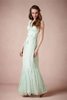 Idlewild Dress in Bridal Party & Guests Bridesmaids at BHLDN