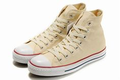 Converse Classic All Star Shoes Hi-top Off-White