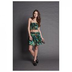 SoulCal - Leaf Skirt