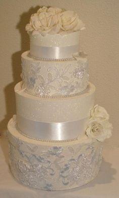 60 cm Or Rose Strass effet Ruban pour gâteau de mariage carte Trim Sewing