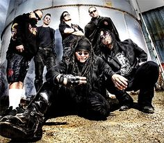 Ministry, formed in 1981 by Al Jourgensen
