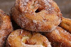 Preview: Você não vai gastar nem 20 minutos para fazer estes donuts de maçã