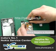 Fone Care is the greatest repair center for  Nokia Smartphone  in Dadar and additionally all accross Mumbai. Call up on 73024 48448