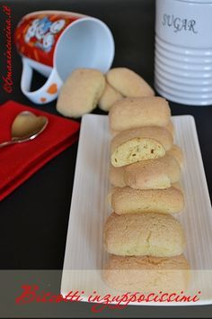 Italian Biscotti Inzupposissimi (for dunking)