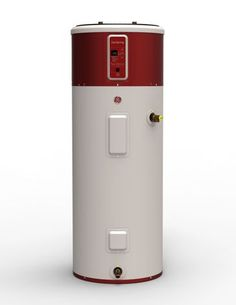 """""""4 Suprising Ways To Decrease The Cost of New Appliances,"""" such as with this GE GeoSpring Water Heater System..."""