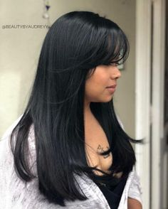 97 Best Side Bangs Haircuts for Teens In 60 Best Short Bangs Hairstyles for Women [april 50 Fresh Hairstyle Ideas with Side Bangs to Shake Up Your Style, 100 Cool Haircuts for Girls Mrkidshaircuts, How to Choose and Cut Bangs for Thin Hair Hair Adviser. Box Braids Hairstyles, Bob Hairstyles With Bangs, Face Shape Hairstyles, Long Hair With Bangs, Haircuts For Long Hair, My Hairstyle, Girl Haircuts, Hairstyles Haircuts, Straight Hairstyles