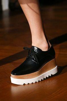 Stella Mccartney / Fall 2014. Gosh I want them!!!