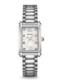 Bulova 96P157 Women's Watch