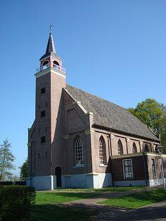 Koekange - Nederlands Hervormde kerk