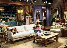 Monica's apartment on Friends 3
