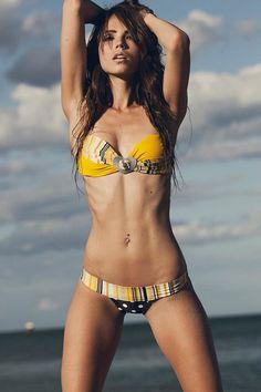 Great ,hand made bikini fully line.....