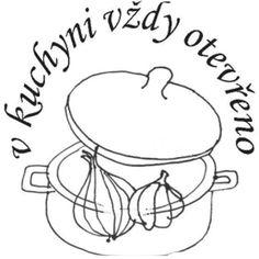 V kuchyni vždy otevřeno ...: Kysané zelí do sklenic ( celý postup ) Czech Recipes, Chapati, Naan, Sweet Recipes, Baking Recipes, Jambalaya, Retro, Decorative Plates, Food And Drink