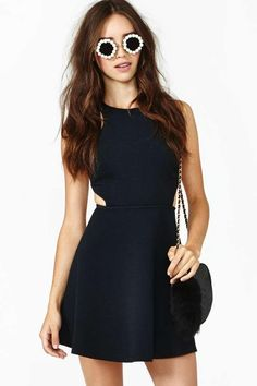 nasty gal unleashed dress.